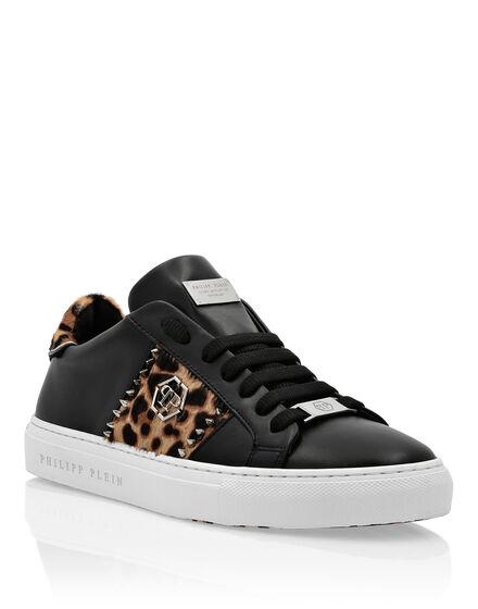 Lo-Top Sneakers Leopard