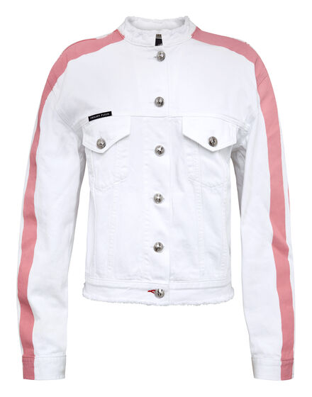 Denim Jacket Tiger Milan