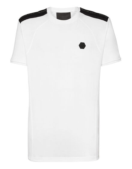 T-shirt Round Neck SS Istitutional