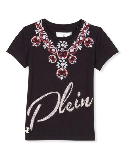 T-shirt Round Neck SS Plein dream