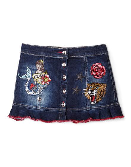 Mini Skirt Move Like A Mermaid