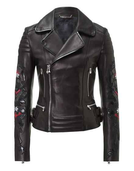Leather Biker Hays