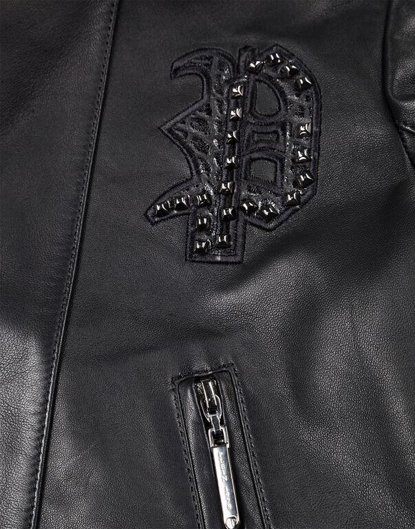 "Leather Jacket ""Anton"""