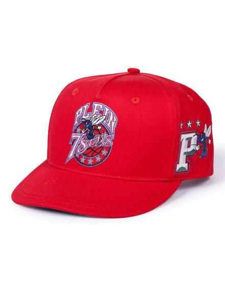 Baseball Cap Croco