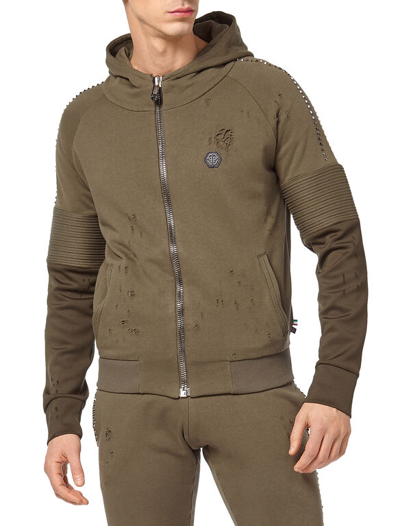 """Jogging Jacket """"Try This"""""""