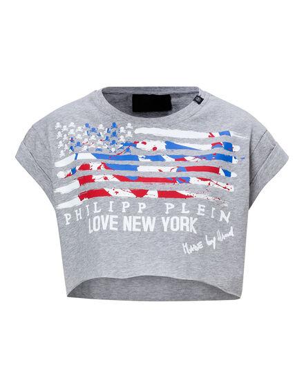 T-shirt Round Neck SS My Boy Man