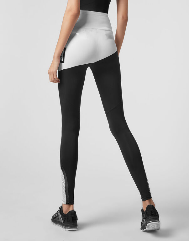 Jogging Leggings  Stripes