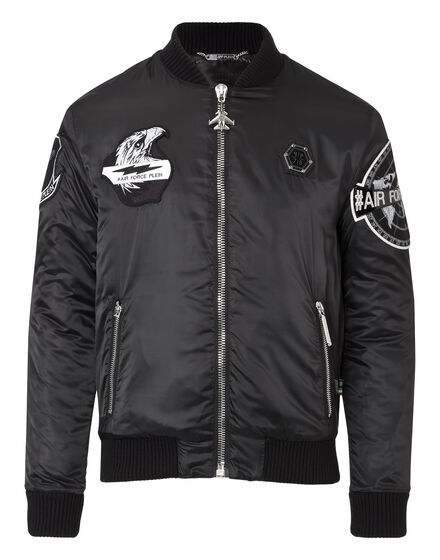bomber jacket ensley