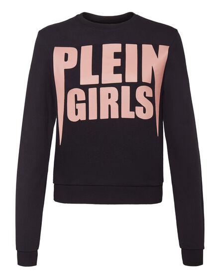 Sweatshirt LS Plein Girls