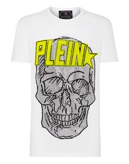T-shirt Round Neck SS Plein Star
