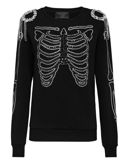 Sweatshirt LS Skeleton