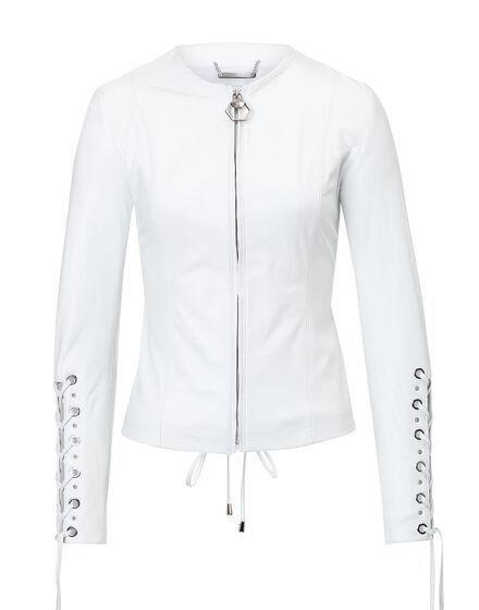 Leather Jacket Phecda