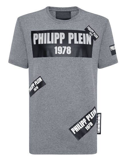 T-shirt Platinum Cut Round Neck PP1978