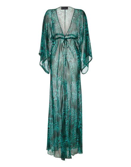 Long Dress Capri