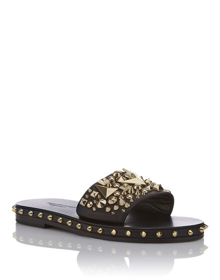 Sandals Flat Youre my wonderwall