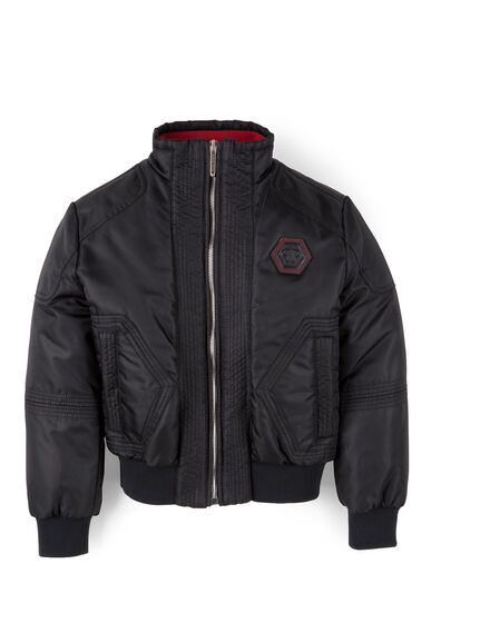 nylon bomber the defenders
