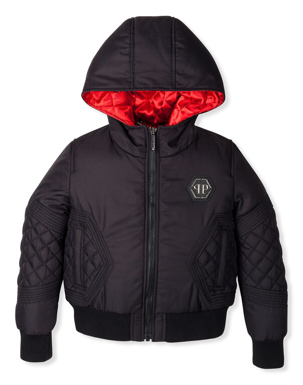 "Nylon Jacket ""Johannes"""