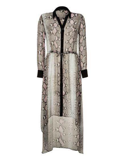 Long Dress Edwina Robles