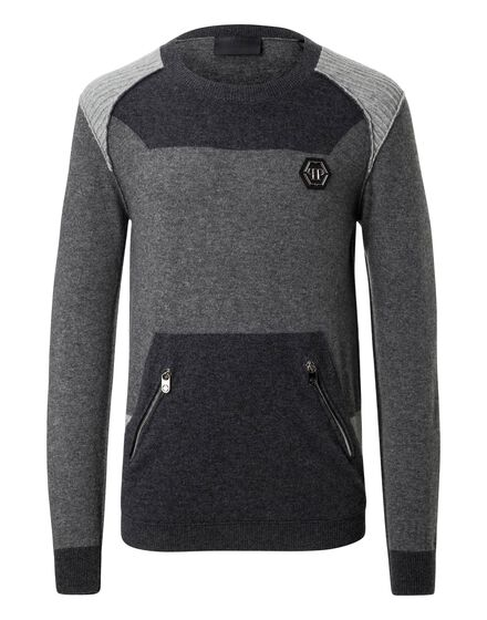 Pullover Round Neck LS Omega