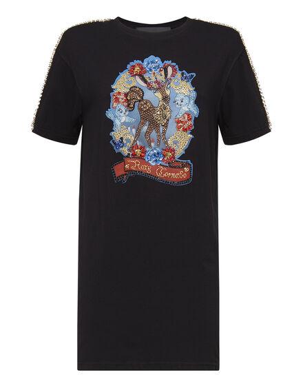 T-shirt Round Neck SS Salia Su