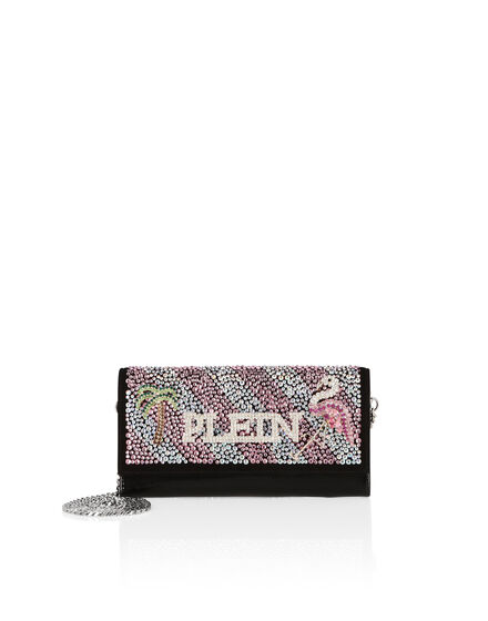 Clutch Crystal Plein