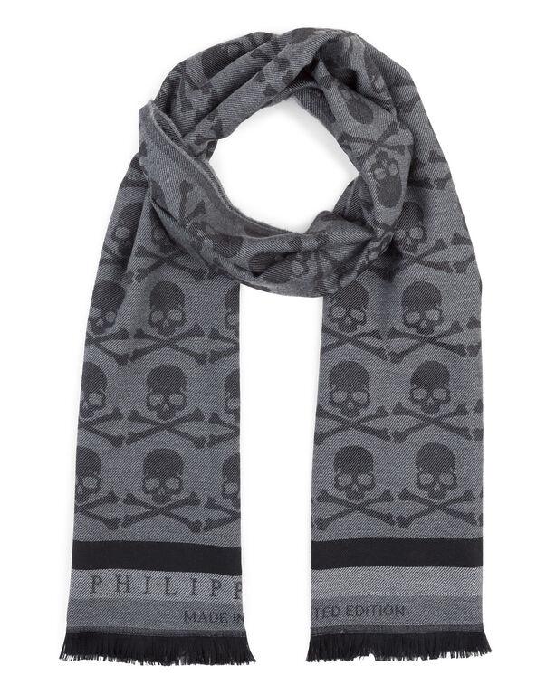 """scarf """"long skull"""""""