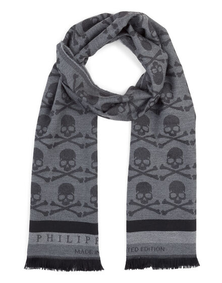scarf long skull