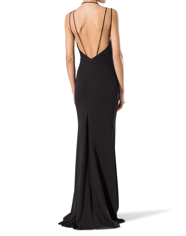 "evening gown ""uptown girl"""