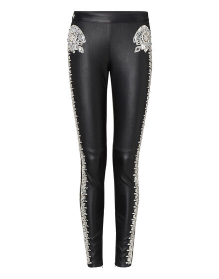 leather trousers love forever