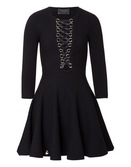 Knit Dress night