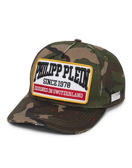 Baseball Cap Camouflage