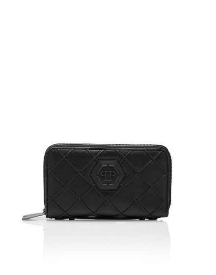 Continental wallet Geometric