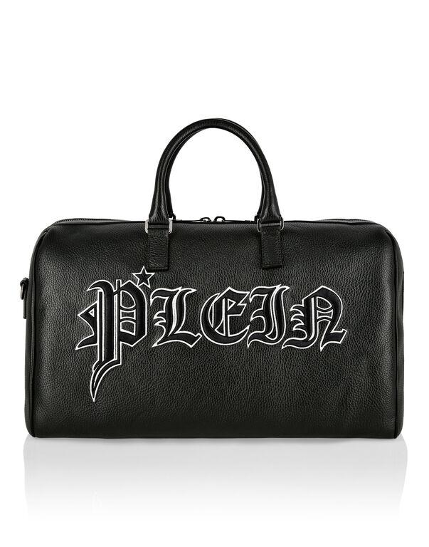 Medium Travel Bag Gothic Plein