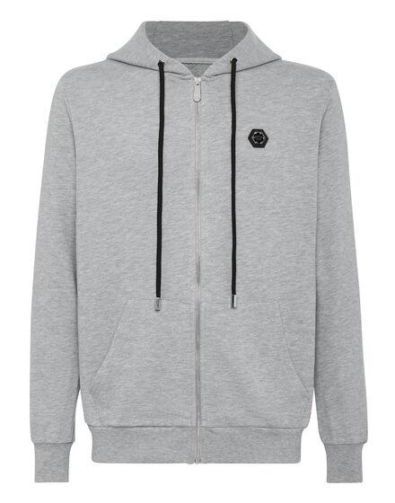 Hoodie Sweatjacket Full Zip