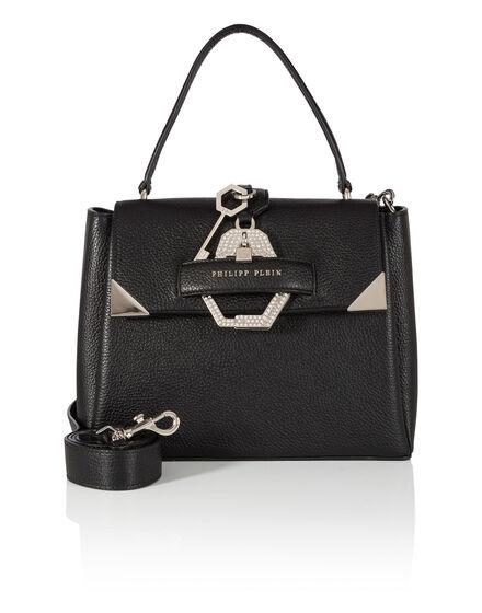 Handle bag Afrodite medium