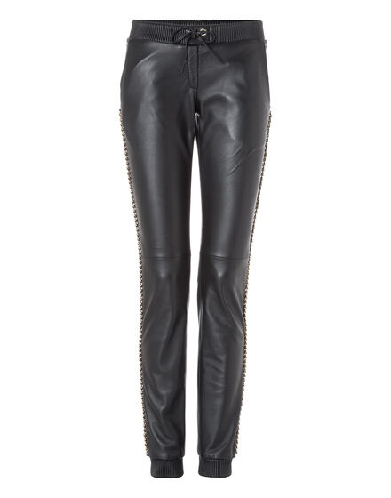 Leather Trousers Long Costain