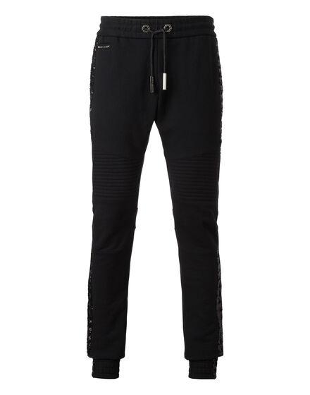 Jogging Trousers Show pailettes