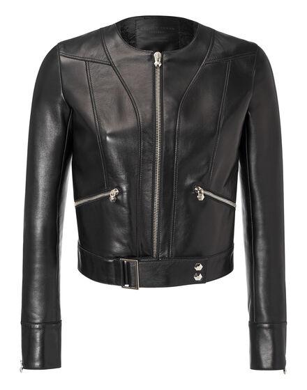 leather jacket tokyo bound