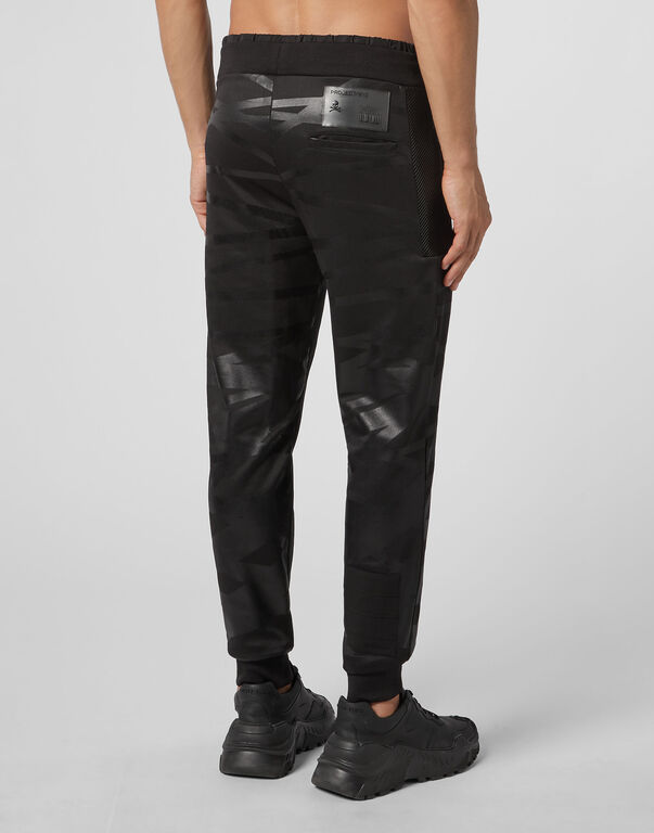 Jogging Trousers XYZ Skull and Plein