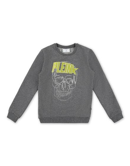 Sweatshirt LS Plein Star