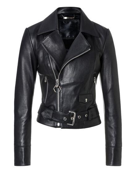 Leather Biker Fashion Dancer
