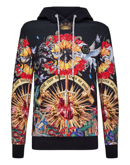 Hoodie sweatshirt Jungle