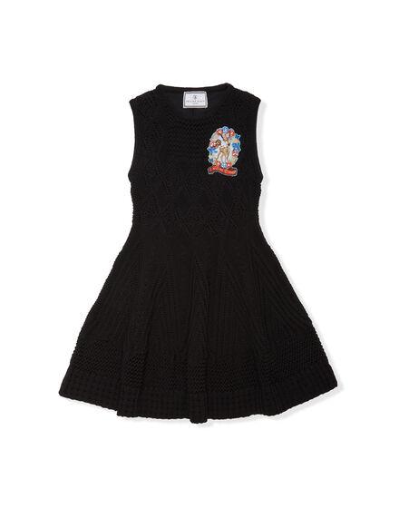 Knit Day Dress Daisy