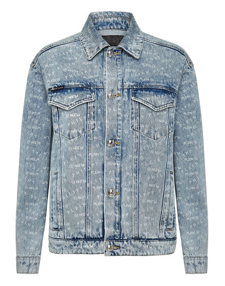 Denim Jacket All over PP