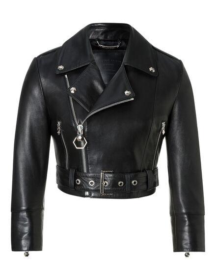 Leather Biker Carolyn Flynn