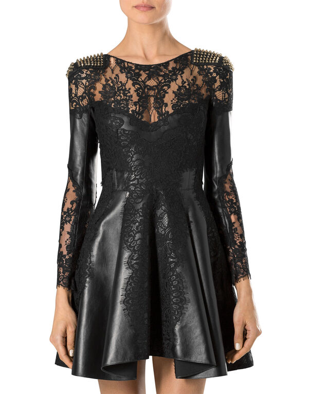 "leather dress ""queen of the night"""