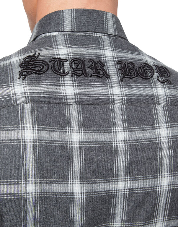 "Shirt Platinum Cut LS ""Star boy"""