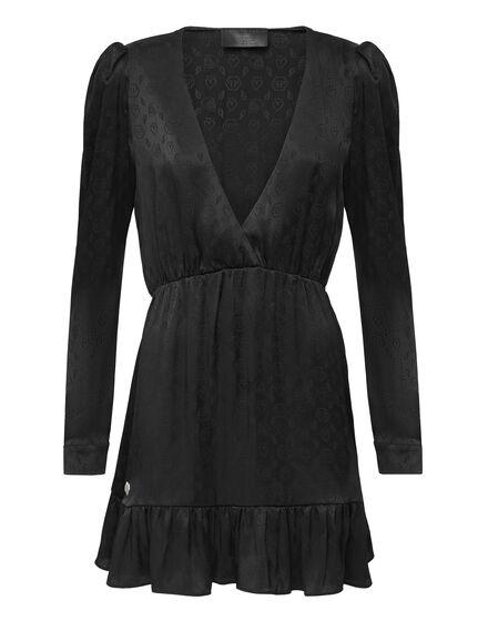 Short Dress Enea   Monogram