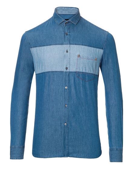 Denim Shirt Ls Gordon