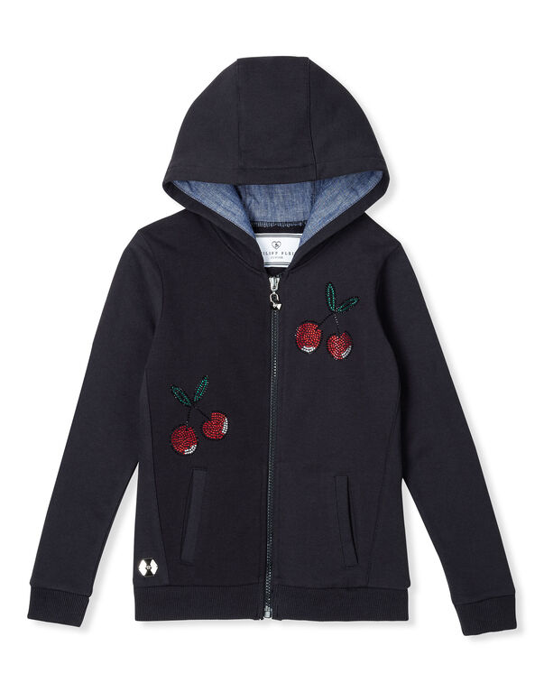 "Hoodie Sweatjacket ""Holly Smark"""